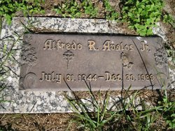 Alfredo R. Avalos, Jr