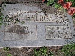 Enriqueta B. Balboa