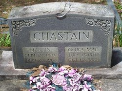Samuel Martin Chastain
