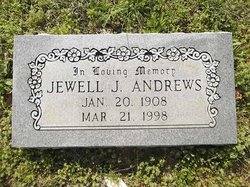 Jewell J <i>Milam</i> Andrews