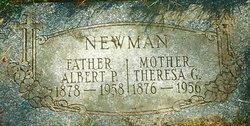 Mrs Theresa Genieve Teese <i>O'Byrne</i> Newman