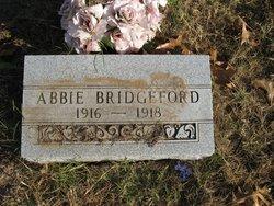 Abbie Bridgeford