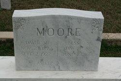 Bessie M. Moore