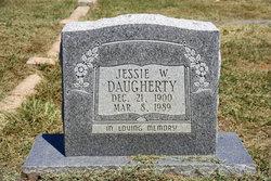 Jessie W. Daugherty