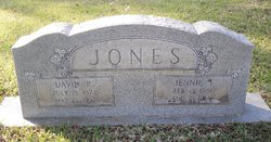 Jennie Frances <i>Boykin</i> Jones