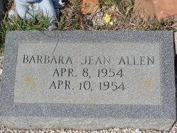 Barbara Jean Allen