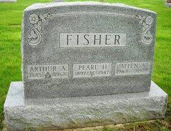 Arthur A Fisher