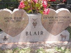 Leeann <i>McClendon</i> Blair