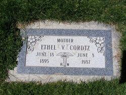 Ethel Virginia Cordtz