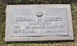 Richard M Burnett