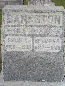 Sarah V Bankston