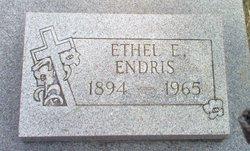 Ethel E <i>Beyers</i> Endris