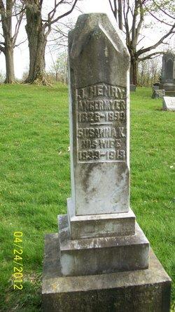 Susanna K Angermyer