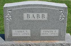 Edwin Peter Babb