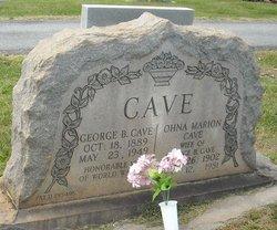 George Brady Cave