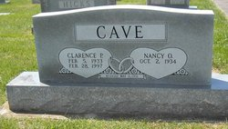 Clarence P Cave