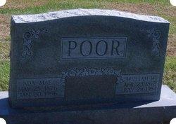William Winona Poor