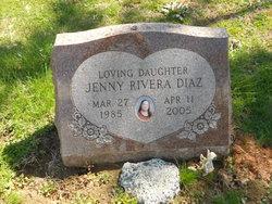 Jenni Rivera Grave