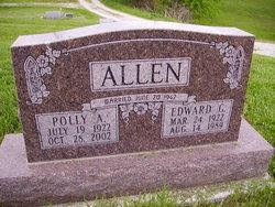 Polly A Allen
