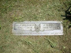 Sallie Belle Buntin