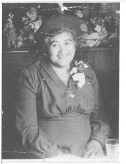Sarah Pipiriki <i>Tewhao Rangitupoki</i> Johnston