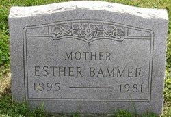 Esther Bammer