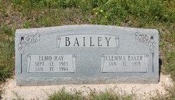 Clemma <i>Baker</i> Bailey