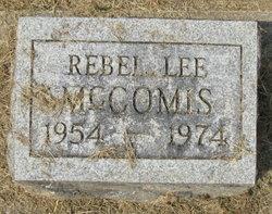 Rebel Lee McComis