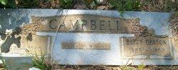 Betty <i>Richardson Denson</i> Campbell