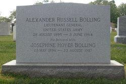 Josephine <i>Hoyer</i> Bolling
