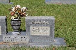 Alzena <i>Frusha</i> Cooley