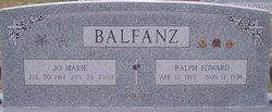 Ralph Edward Balfanz