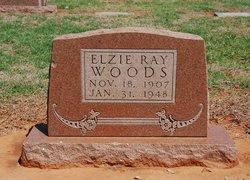 Elzie Ray Woods