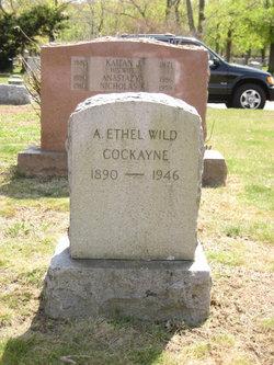 Agnes Ethel <i>Wild</i> Cockayne