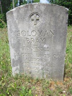 Soloman Bray