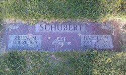 Zelda M Marie <i>Michaelson</i> Schubert