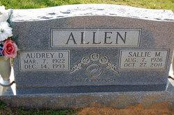 Sallie Mae <i>Andrews</i> Allen