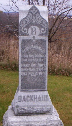 Mary Backhaus