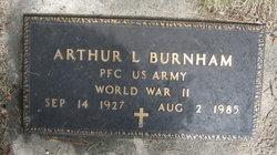 Arthur Leroy Burnham