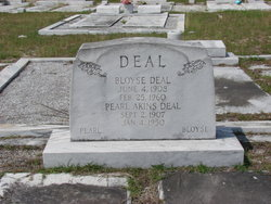 Bloyse Deal