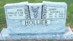 Sondra Jane Sandy <i>Jones</i> Hollier