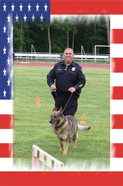 Rosko K-9 Dog,