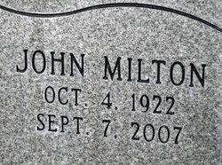 John Milton Banks