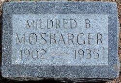 Mildred B Mosbarger