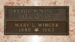 Frank Barker Winger