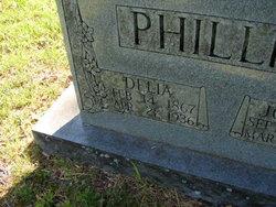 Delia <i>Crabtree</i> Phillips