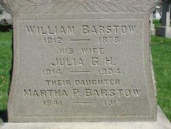Martha Phillips Barstow