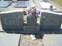 Bishop Barefoot, Sr