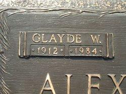 Glayde W. Alexander