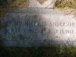 John Michael Anderson